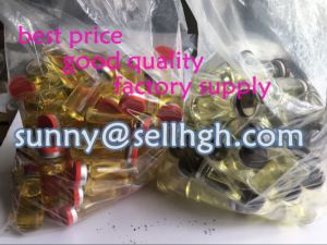 Muscle Building Injectable Steroid Hormone Liquid Trenbolone Enanthate pictures & photos