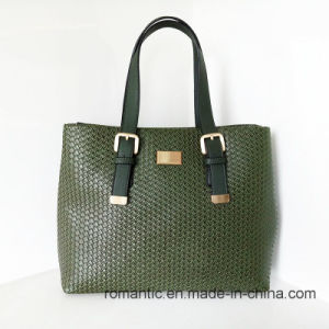 Fashion Designer Embossed PU Leather Women Handbags (NMDK-032302) pictures & photos