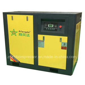 High Power (160KW/200HP) Direct Driving Screw Air Compressor with Converter pictures & photos