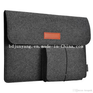 Pure Color Felt iPad Bag pictures & photos