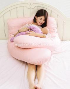 U-Type Shape Pregnacy Woman Pillow pictures & photos