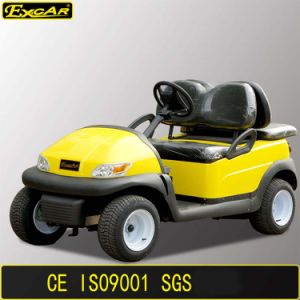 High Quality 4 Seater Electric Golf Buggy pictures & photos