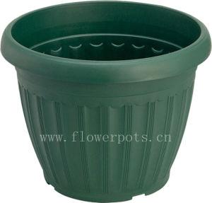 Classic Round Plastic Planter pictures & photos
