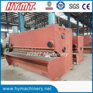 QC11K-25X2500 CNC control hydraulic guillotine shearing cutting machine pictures & photos