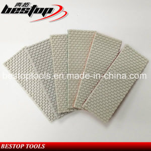 Bestop Diamond Flexible Polishing Pads for Terrazzo pictures & photos