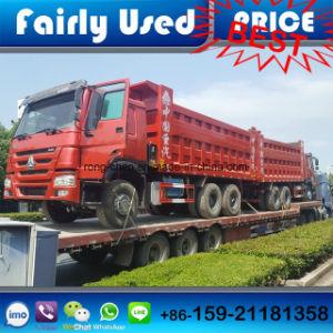 Dump Truck 10 Wheels Sinotruck HOWO Dump Truck