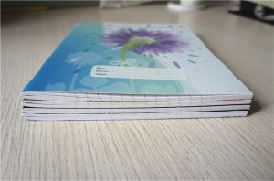 Custom Student Exercise Book Hardcover A4 A5 Copybook Paper Notebook pictures & photos
