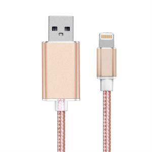 Mfi Charger Memory Data Cable for iPhone / iPod/iPad/Computer/PC pictures & photos
