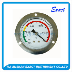 Vacuum Pump Pressure Gauge-Vacuum Manometer-Vacuum Gauge pictures & photos