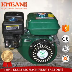 Low Price, Electric Air-Cooled 4 Stoke Small General Gasoline Engine Gx200 pictures & photos