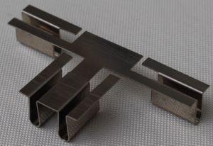 Custom Metal Stamping Part, Lamp Hardware Shield pictures & photos