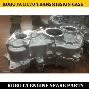 Kubota DC70 Harvester Spare Parts 5t054-15112 5t054-15122 Aluminum Cast Transmission Case pictures & photos