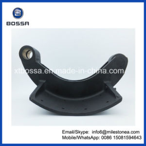 Casting Brake Part Brake Shoe for Hino Benz Scania Nissan Man pictures & photos