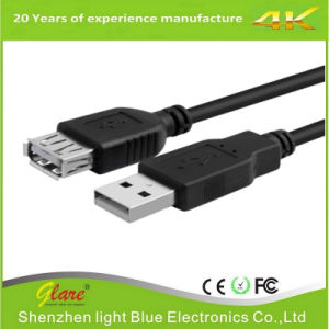 ODM Braid Shield Extension Micro USB Cable pictures & photos