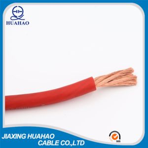 0AWG Car Power Cable with Matted PVC Sheath pictures & photos