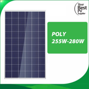 High Efficiency 5bb 255W-280W Solar Panel pictures & photos