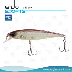 Stick Bait Shallow Gear Fishing Lure with Bkk Treble Hooks pictures & photos