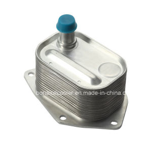 Aluminium Engine Oil Cooler for KIA (OEM: 21305-5M301) pictures & photos