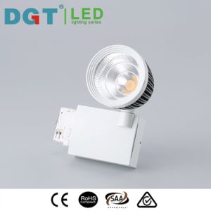 High Quality 30W 4wire COB LED Track Light pictures & photos