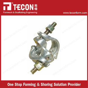 Tecon High Quality British Style Construction Scaffold Drop Forged Double Coupler pictures & photos