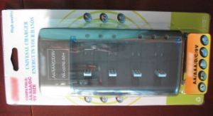 Hot Sale AA AAA 1.2V Ni-MH Ni-CD Battery Charger pictures & photos