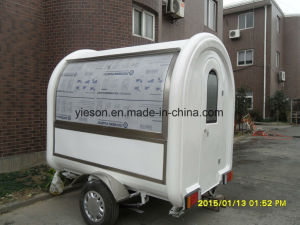 Hot Sale Mobile Food Carts pictures & photos