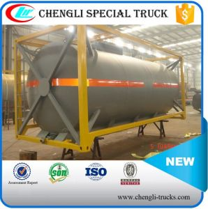 24m3 Propane LPG Tank Trailer Container LPG Gas Tank Trailer pictures & photos