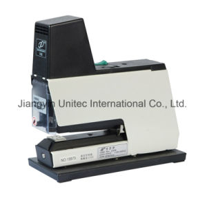 China Electric Heavy Duty Pad Stapler Machine 105 pictures & photos
