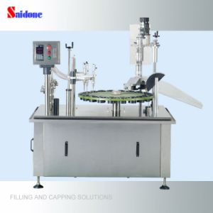 Automatic Rotary Turnplate Filling and Capping Machine (RFC) pictures & photos