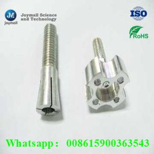Custom Aluminum Die Casting Hard Screw with Special Shape Cap