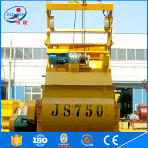 Jinsheng Js750 Concrete Mixer with High quality pictures & photos