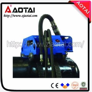 Automatic Climbing Pipe Cutting and Beveling Machine for Large Diameter Pipe Cutter pictures & photos