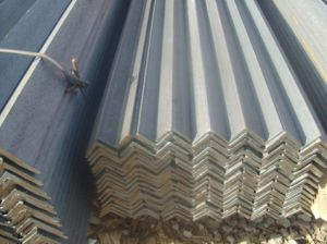 Mild Angle Steel Section Steel A36 pictures & photos