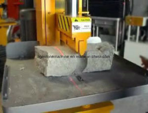 P95 Stone Splitting Machine Strong Diamond Segment for Cutting Granite Marble Cobblestone pictures & photos