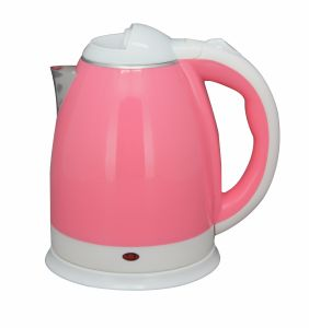1.8L Colorful Stainless Steel Electric Water Kettle Tea Maker pictures & photos