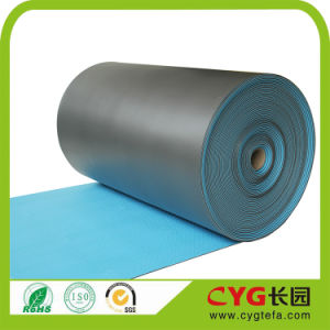 Thermal Insulation IXPE Foam Pipe Black XPE Foam Roll pictures & photos