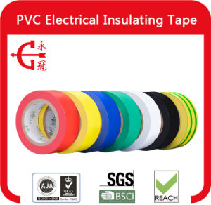 Manufacturers PVC Electrical Insulating Tape pictures & photos