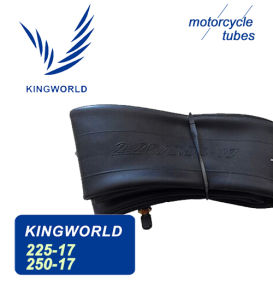 2.25/2.50-17 Motorcycle Natural Rubber Inner Tube pictures & photos