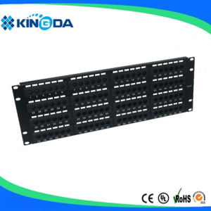 "RJ45 UTP Cat5e Patch Panel, 96port, 4u, 19"" pictures & photos"