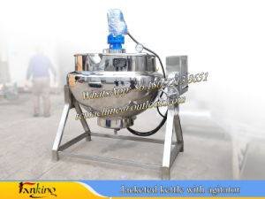300L Vegetable Cooking Kettle for Fruit Jam pictures & photos