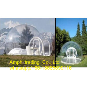 Camping Bubble Tent Clear Giant Inflatable Dome Bubble Ball pictures & photos