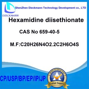Hexamidine diisethionate CAS: 659-40-5 pictures & photos