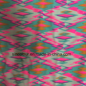 80%Nylon 20%Spandex Printed Fabric for Bikini pictures & photos