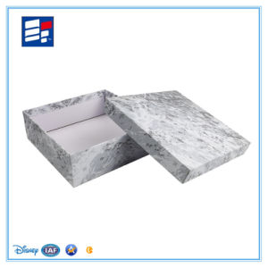 Custom Design Printed White Cardboard Paper Cosmetic Box for Packaging pictures & photos