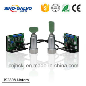 High Speed 20mm Js2808 CO2 Laser Galvo Scan Head for Laser Marking Machine pictures & photos