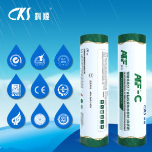 Pre-Applied/Wet-Applied Self-Adhesive HDPE/EVA Waterproof Membrane with Puncture Resistance pictures & photos