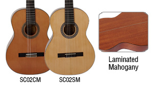 Solid Top High Grade Nylon String Classic Guitar (SC02AM) pictures & photos