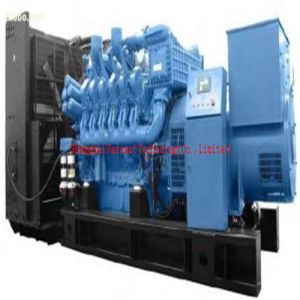 Mtu 2400kw Diesel Power Genset/Generator Set pictures & photos