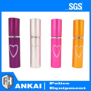 Self Defense Pepper Spray 10ml Lipstick Pepper Spray pictures & photos