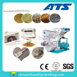 Wearable Steel Material, SKF Bearing, Best Price Wood Sawdust Pellet Making Equipment pictures & photos